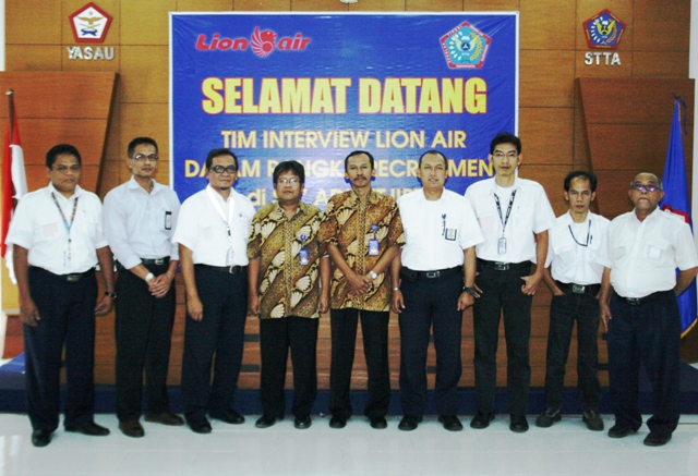 REKRUITMENT LION AIR